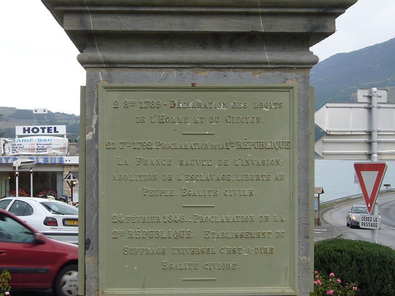 Monument à la République