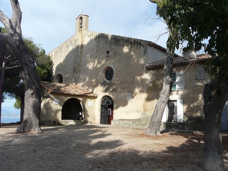 Chapelle Notre-Dame-de-la-Garoupe