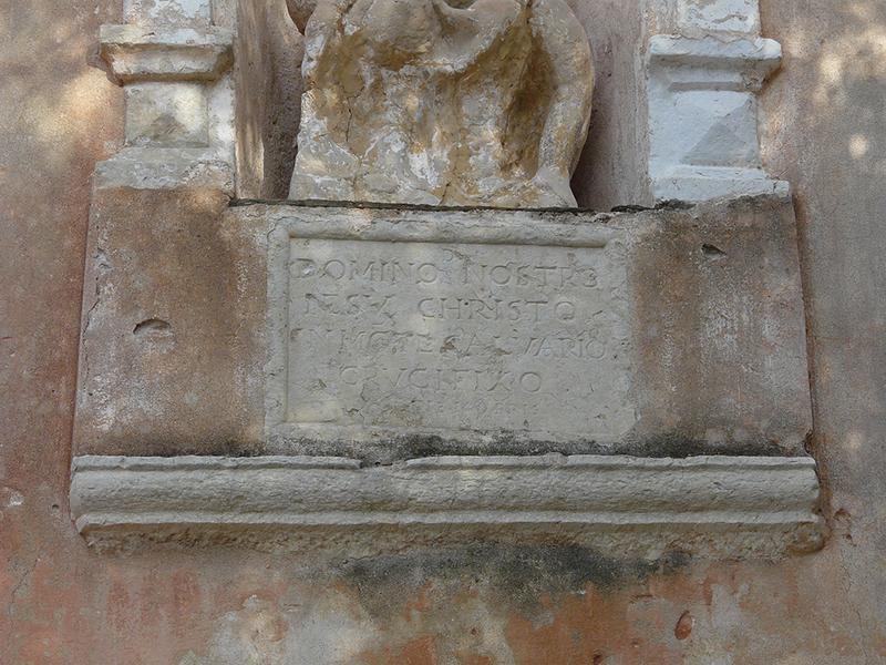 Chapelle du Calvaire ou Notre Dame des Sept Douleurs