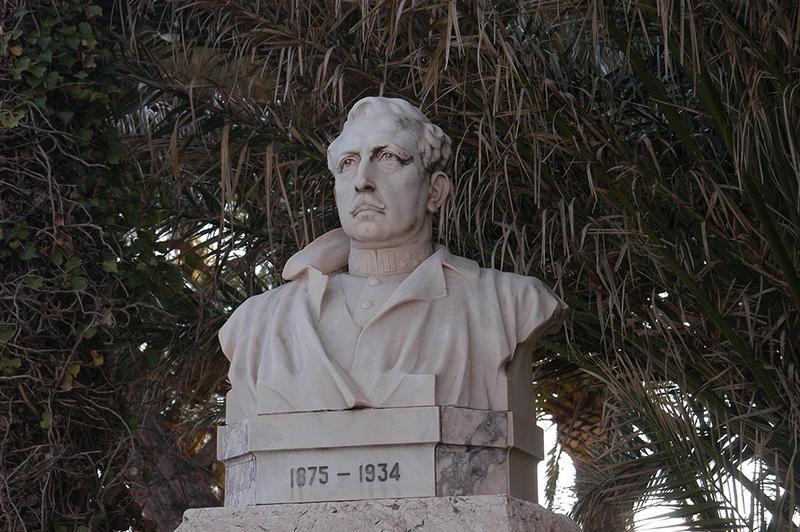 Monument commémoratif à Albert 1er de Belgique
