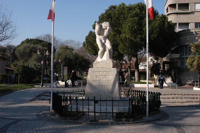 Monument commémoratif à la Résistance