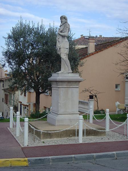 Monument commémoratif à Jeanne d'Arc