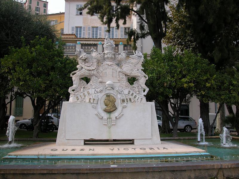 Monument commémoratif à la reine Victoria