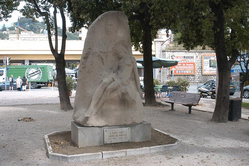 Monument commémoratif à Emile Biovès