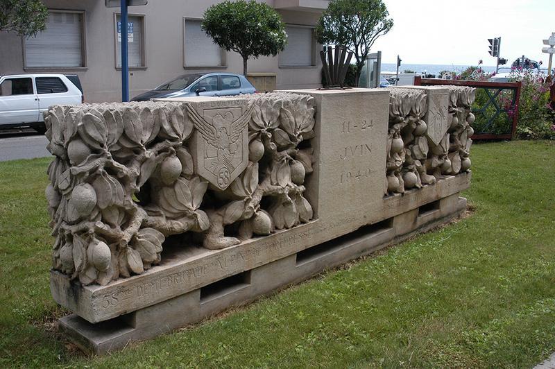 Monument du pont de l'Union