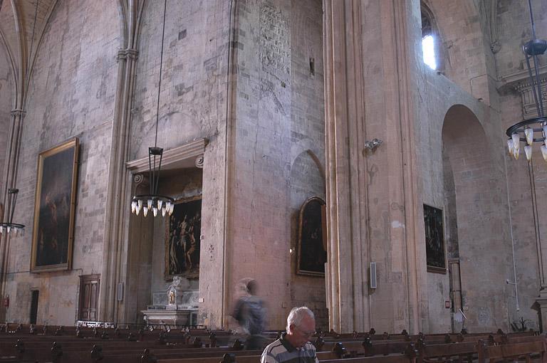 Cathédrale Saint-Sauveur, église et cloître Saint-Sauveur