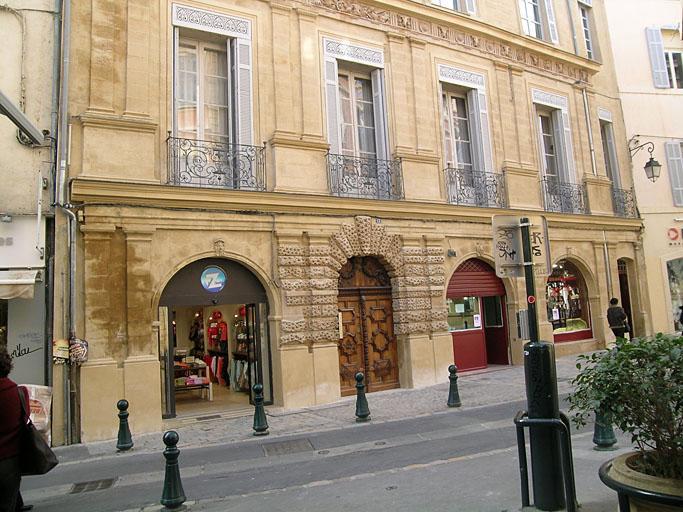 Hôtel Croze de Peyronetti