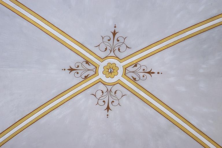 Église Sainte-Anne des Pinchinats et presbytère