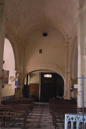 Église et presbytère