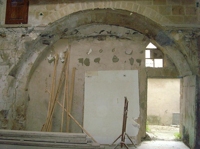 Maison dite Ancien couvent des Ursulines, chapelle
