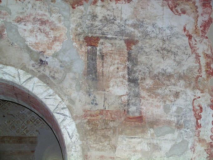 Chapelle Saint Bacchi et son prieuré