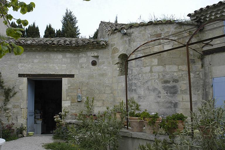 Chapelle du Saint Sépulcre