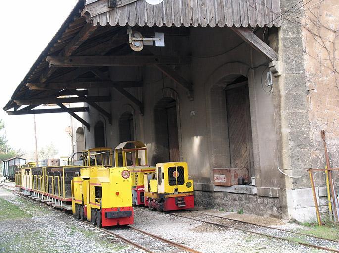 Gare-musée, musée provençal des transports, conservatoire provençal du patrimoine de vèhicules anciens, CPPVA