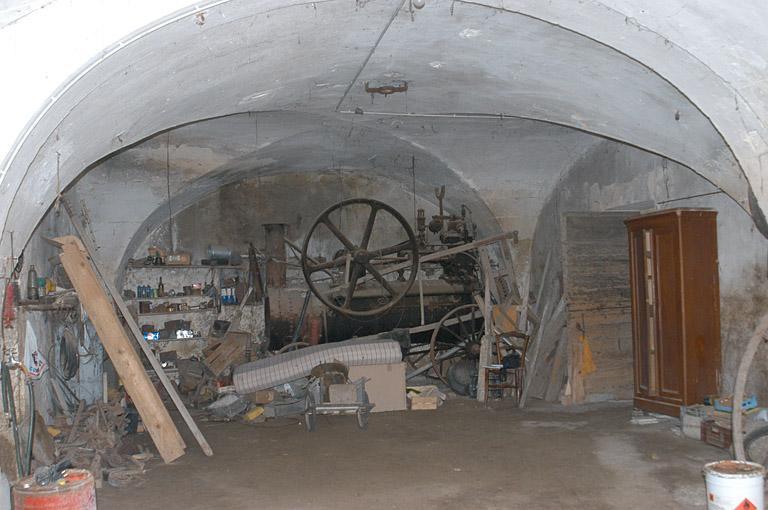 Moulin à huile, moulin Favier