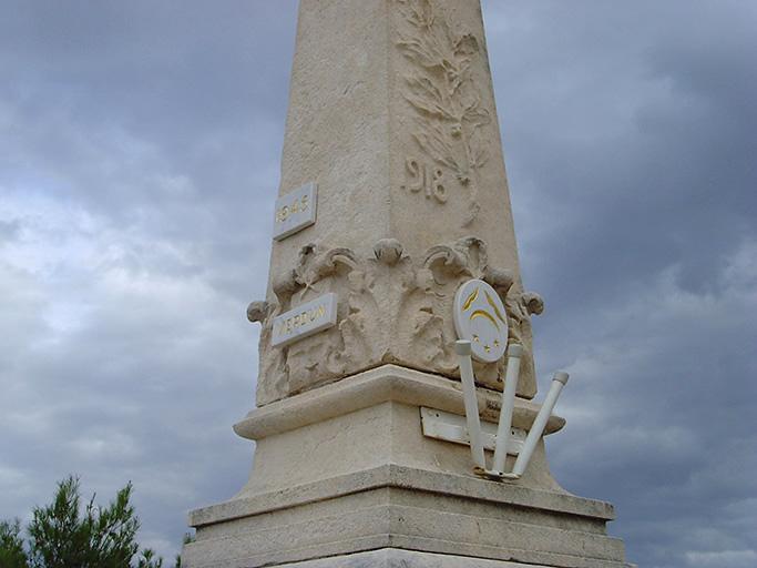 Monument aux morts de la guerre 1914-1918
