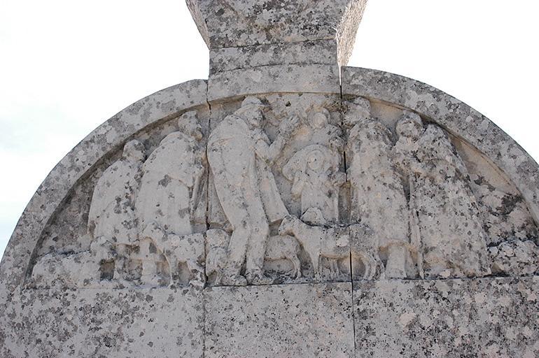 Monument commémoratif à Charles Rieu