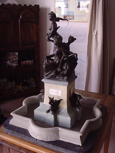 Fontaine de la Durance