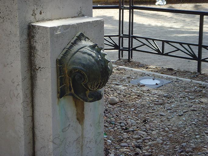 Monument à Eugène Mouton