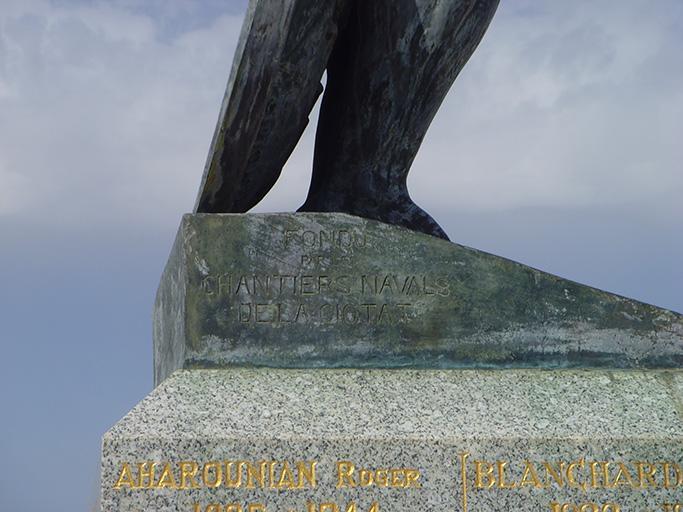 Monument aux morts de la guerre de 1939-1945, monument aux maquisards
