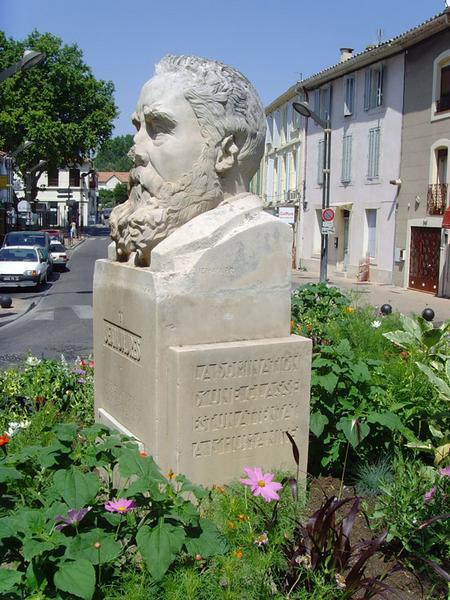 Monument à Jean Jaurès