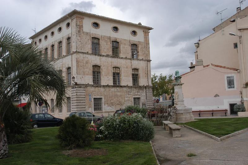 Hôtel Calas de Pradines (ancien)