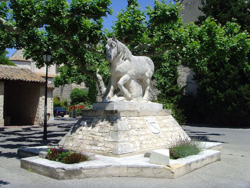 Monument au cheval