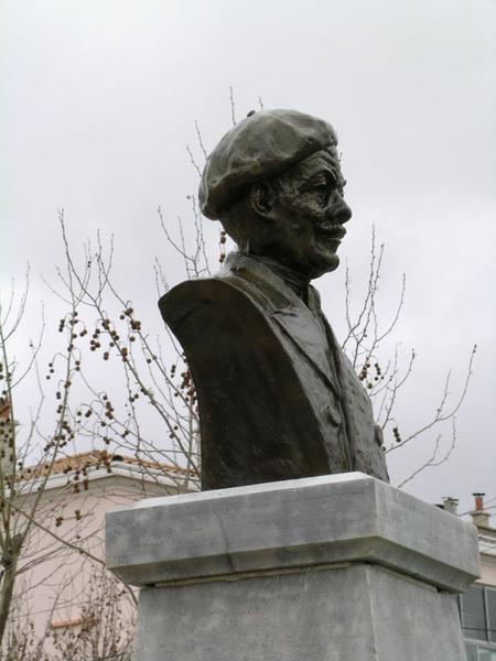 Monument au docteur Paolantonnacci