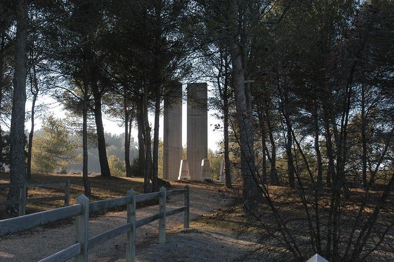 Monument départemental des héros de la Résistance, monument du maquis de juin 1944