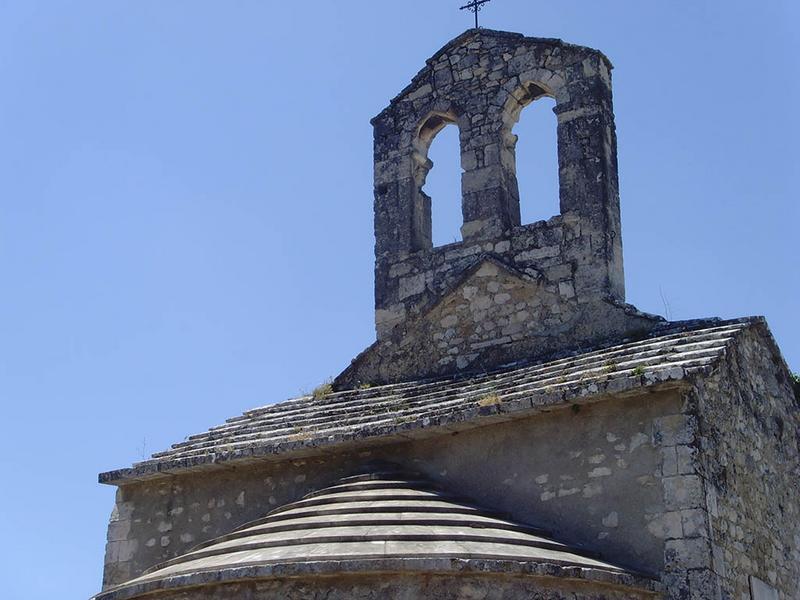 Chapelle du cimetière, chapelle Sainte Croix