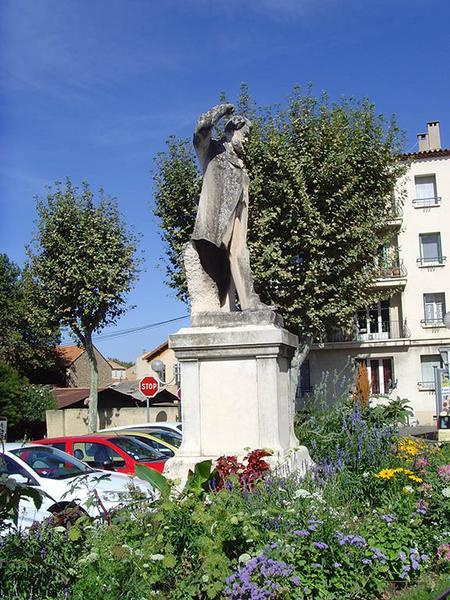 Monument à Camille Pelletan