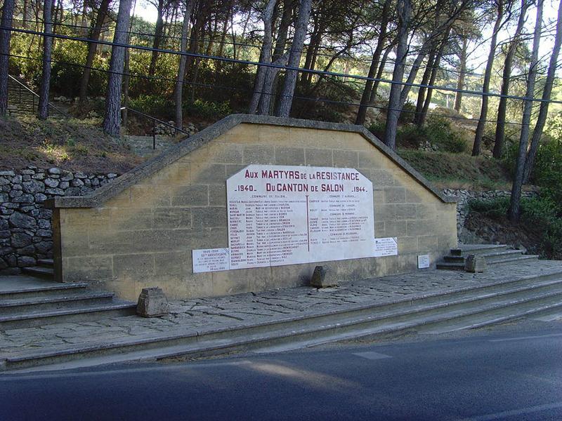 Monument aux résistants