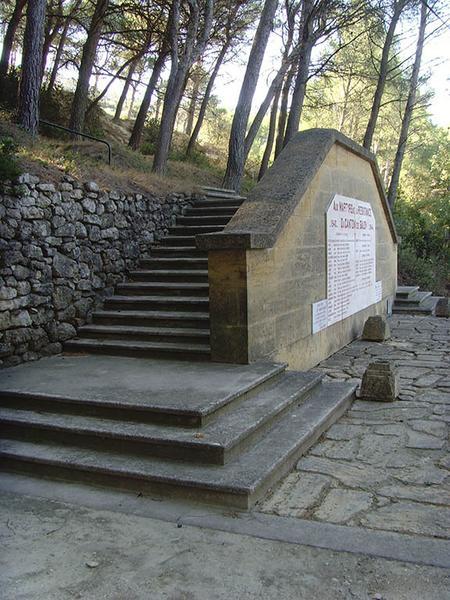 Monument aux résistants du canton