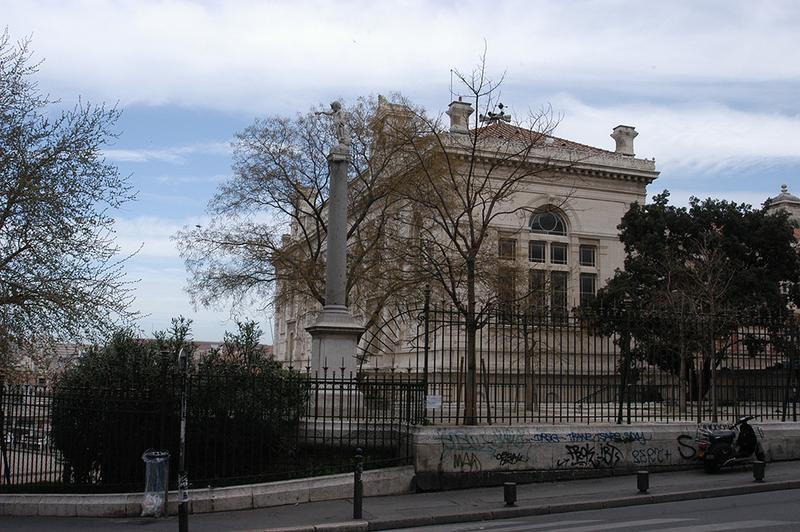 Monument aux héros de la peste de 1720, colonne de la peste
