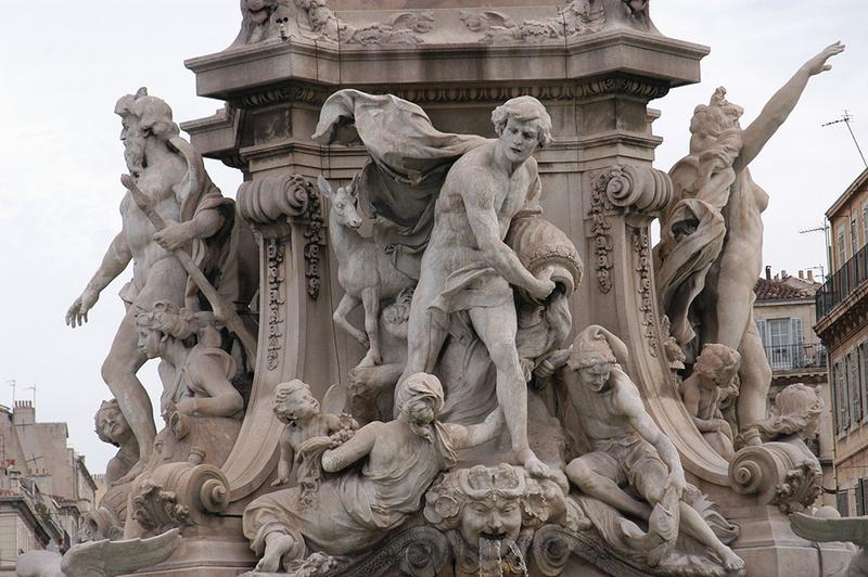 Fontaine Jules Cantini