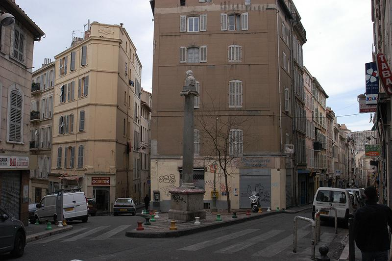 Monument à Homère