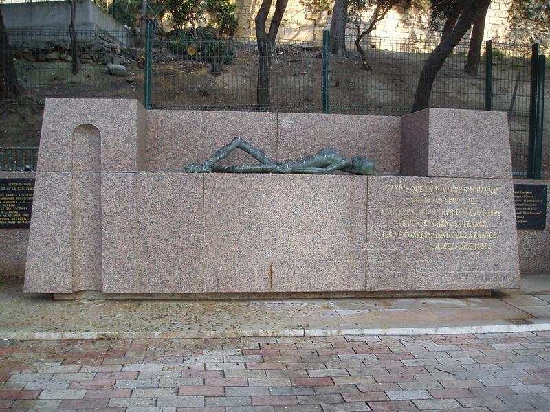 Monument aux morts de la guerre de 1939-1945, monument à la Résistance, monument à la Déportation