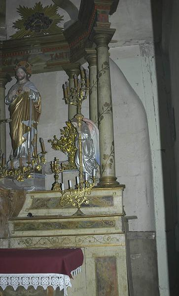 Église paroissiale Saint-Etienne et Sainte-Victoire