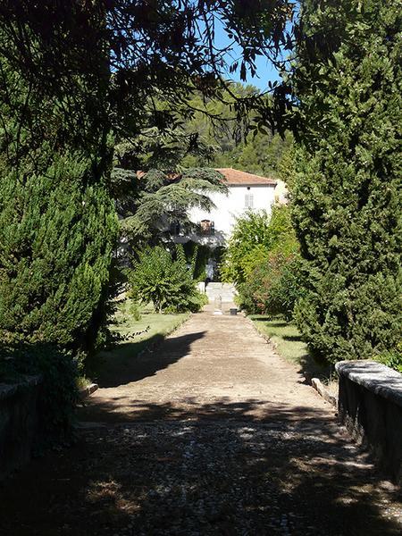 Château Peiresc et son parc