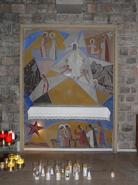 Chapelle de pélerinage Notre-Dame-de-Consolation
