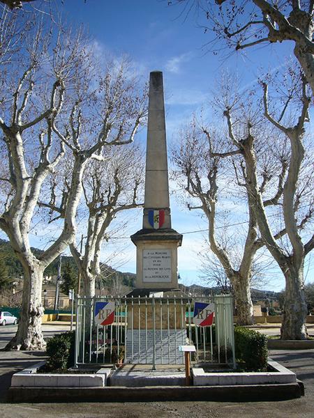 Monument commémoratif aux insurgés de 1851