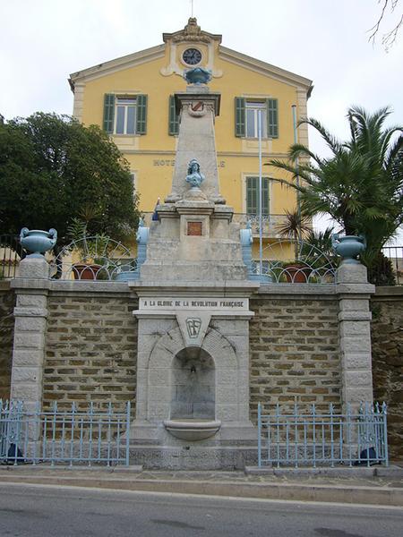 Fontaine de la République