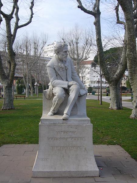 Monument commémoratif à François Fabié