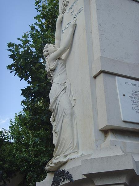 Monument aux morts de la guerre de 1914-1918