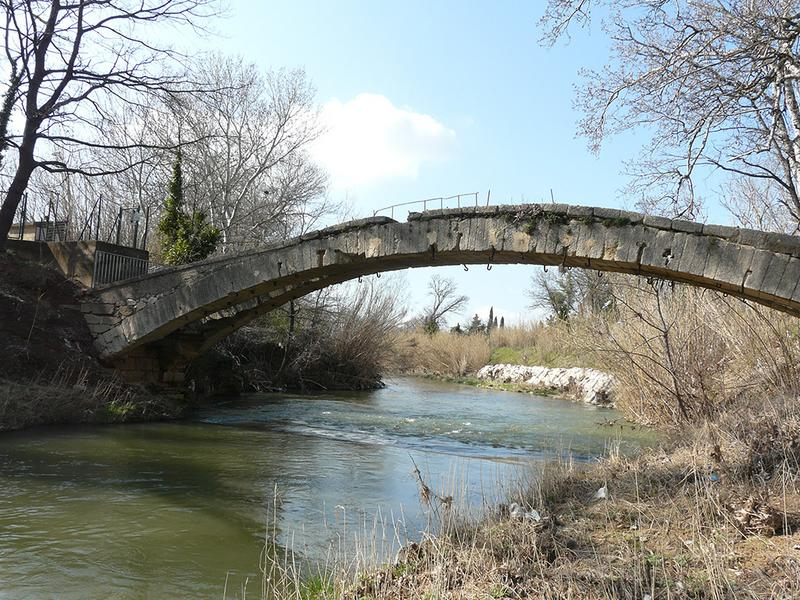 Pont-aqueduc de la Canaù