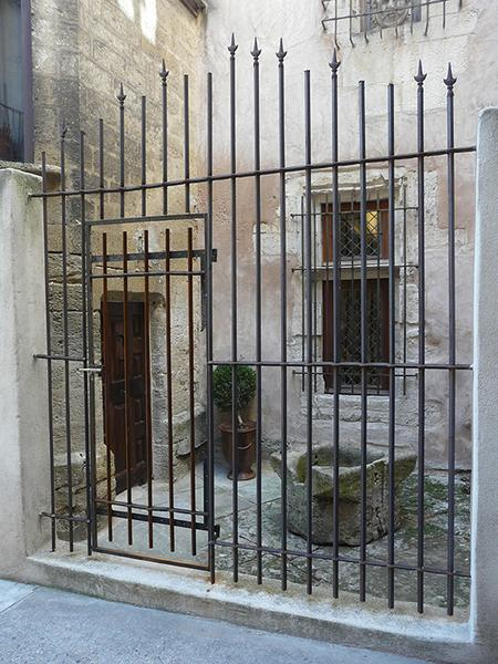 Hôtel d'Agar, maison Vidau, maison Liffran