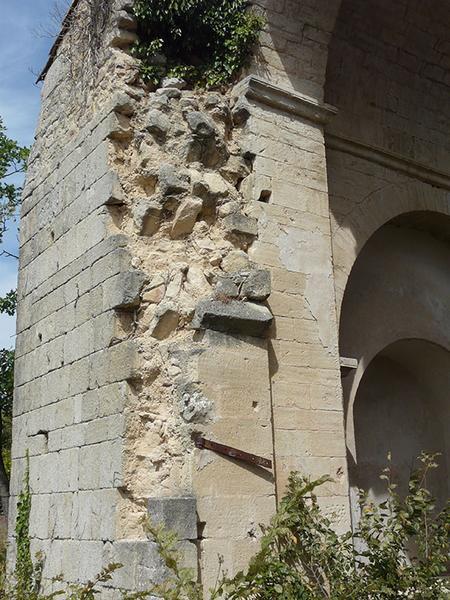 Chapelle Saint-Michel, ruines