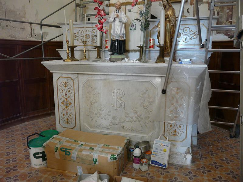 Chapelle Sainte-Rose
