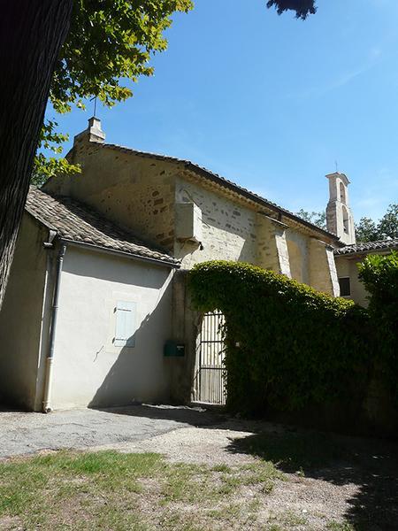 Ermitage Notre-Dame-des-Vignes, chapelle