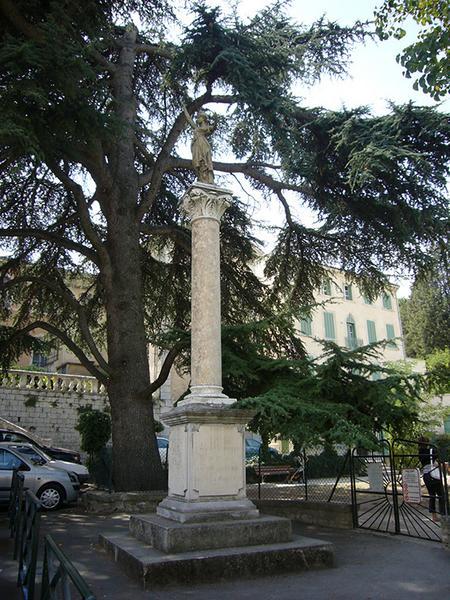 Monument commémoratif du centenaire de la Révolution