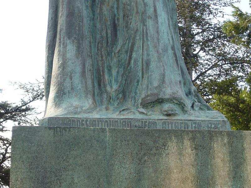 Monument commémoratif à Jean Althen